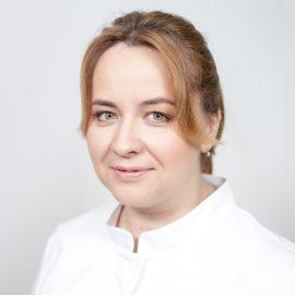 Захарченко Елизавета Анатольевна